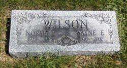Wayne E. Wilson