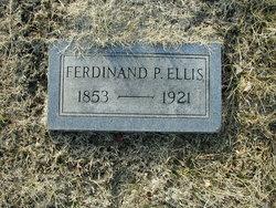 Ferdinand P Ellis