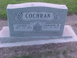 Lester J. Cochran