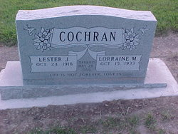 Lorraine M. Cochran