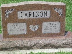 Helen M. <i>Peterson</i> Carlson