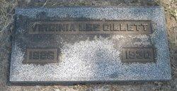 Virginia Lee Gillett