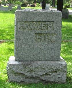 Hannah E. <i>Rowbotham</i> Hawver