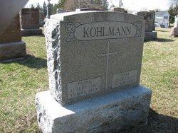 Anna Maria Mary <i>Dreifuerst</i> Kohlman