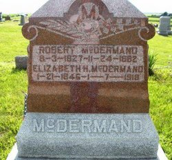 Robert Thomas McDermand