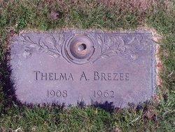 Thelma A Brezee