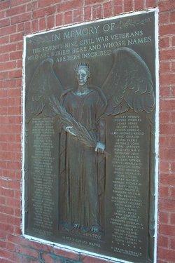 Long Island Civil War Cemetery