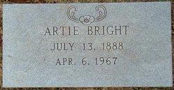 Artie Mae <i>Cypert</i> Bright