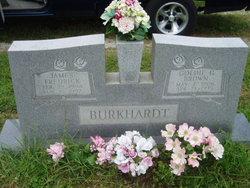 Goldie Gill <i>Brown</i> Burkhardt