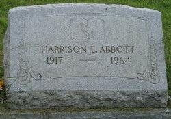 Harrison Edward Abbott