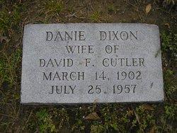 Danie <i>Dixon</i> Cutler
