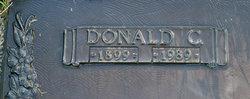 Donald Clinton Cross