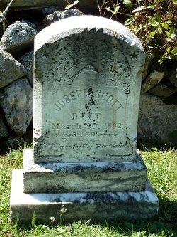 Capt Joseph Scott
