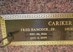 Fred Hancock Tug Cariker, Jr