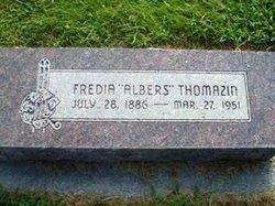 Fredia <i>Albers</i> Thomazin