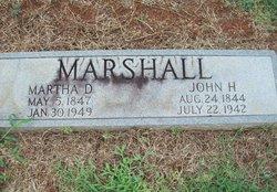 Martha Dallas <i>McCracken</i> Marshall