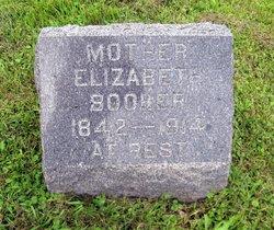 Elizabeth Ann <i>Bass</i> Booher