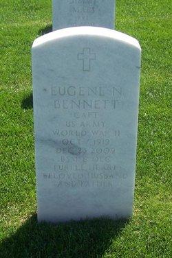 Eugene N Bennett