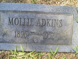 Mollie <i>Brammer</i> Adkins