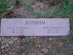 Louis Fitshugh Bonham