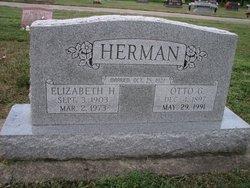 Elizabeth Helen <i>Muhs</i> Herman