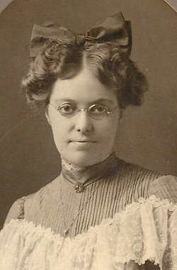 Mary Selina May <i>Derrick</i> Johnston