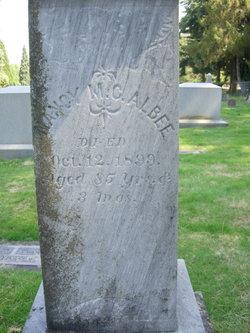 Nancy M Crocker <i>Moreau</i> Albee