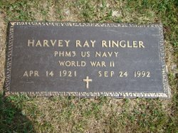 Harvey Ray Ringler