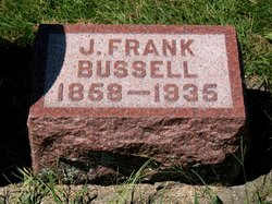 James Frank Bussell