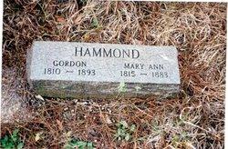 William Gordon H. Hammond