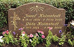 Josef Holmstedt
