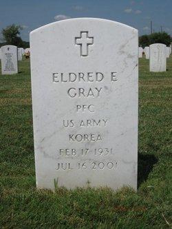 Eldred E Gray