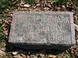Myrtie <i>Lewark</i> Abernathy