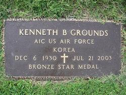 Kenneth Bert Ken Grounds
