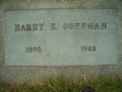 Harry Evert Coffman