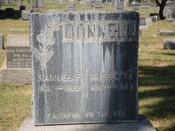 Rossetta <i>Lewis</i> Donnell
