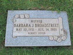 Barbara Jean <i>Law</i> Broadstreet