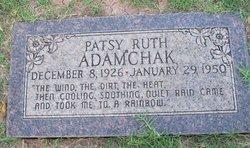 Patsy Ruth Adamchak