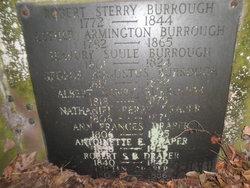Esther <i>Armington</i> Burrough