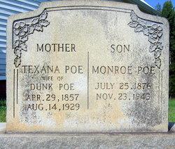 Texana Poe