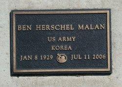 Ben Herschel Malan