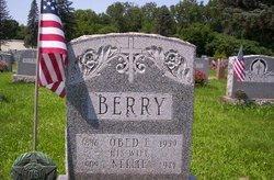 Obediah Edgar Obed Berry