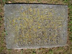 Mary <i>Carpenter</i> Hackney
