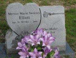Myrtice Marie <i>Sweeney</i> Elliott