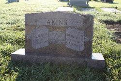 Elizabeth K. Lizzie <i>Goodson</i> Akins