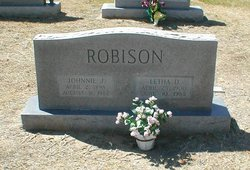 Aletha Inez <i>Dennis</i> Robison