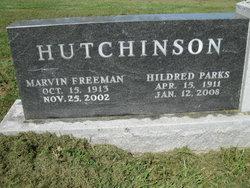 Marvin Freeman Hutchinson