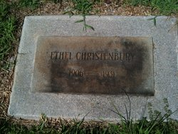 Ethel Christenbury