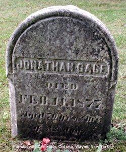 Jonathan Gage