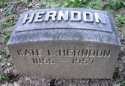 Kate <i>Lewis</i> Herndon